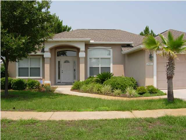 Destin Lake Front House In Indian At 254000